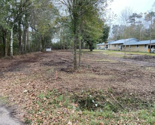 Mulching and Land Clearing